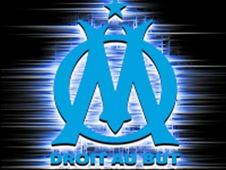 Olympique de marseille - Logo de l olympique de marseille ...